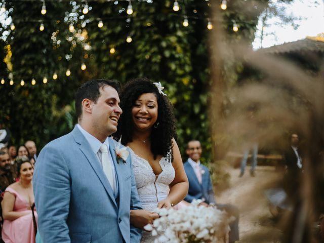 O casamento de Fred e Kenya em Vespasiano, Minas Gerais 36