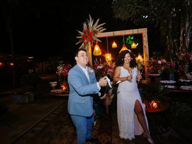 O casamento de Fred e Kenya em Vespasiano, Minas Gerais 49