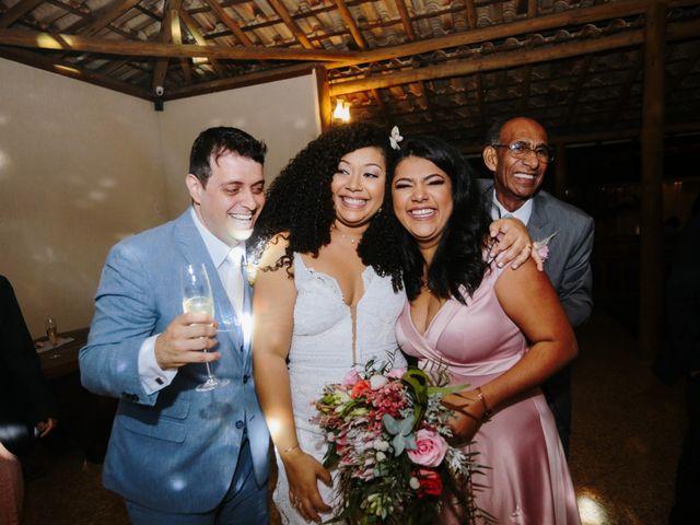 O casamento de Fred e Kenya em Vespasiano, Minas Gerais 54