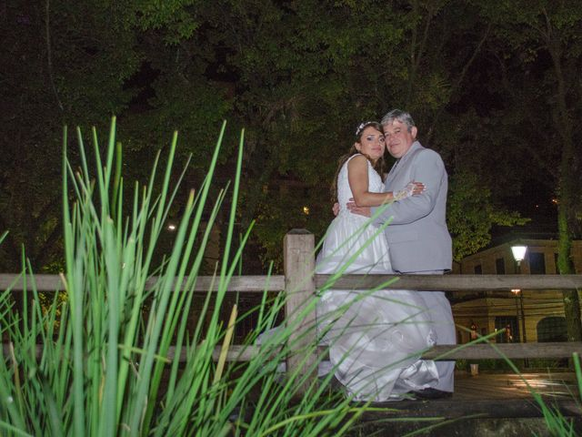 O casamento de Isabel e Andre