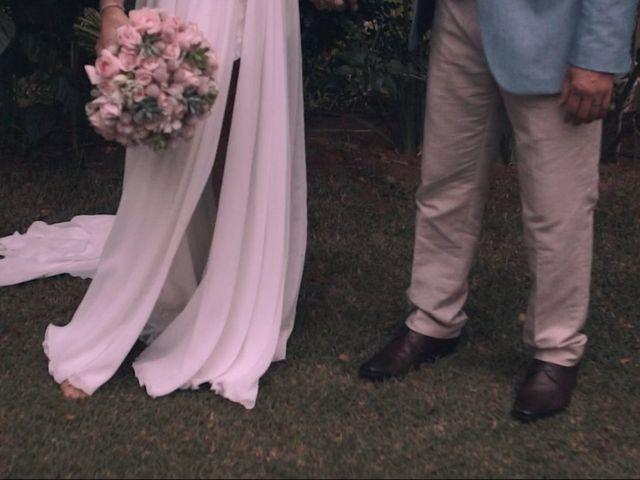 O casamento de Bruna Flor e Fernando