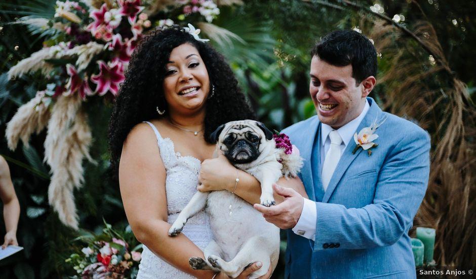 O casamento de Fred e Kenya em Vespasiano, Minas Gerais