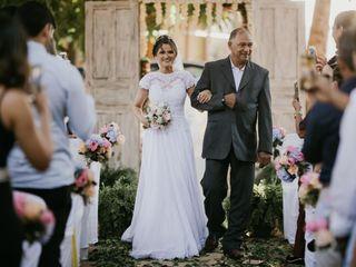 O casamento de Cintia e Rafael 1