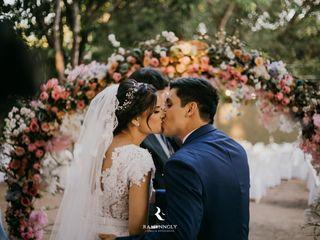 O casamento de Cintia e Rafael