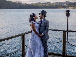 O casamento de Victoria e Daniel