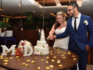 O casamento de Danilo Alves Guerra e Monika KAdzioch