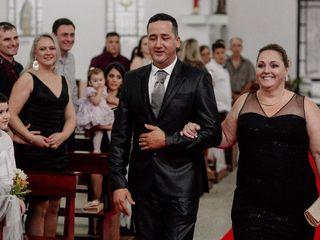 O casamento de Daiana  e Rafael 1