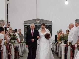 O casamento de Daiana  e Rafael 3