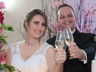 O casamento de Beatriz e Ulisses