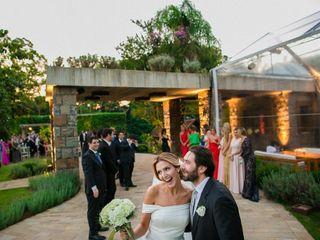 O casamento de Camila e Giuliano