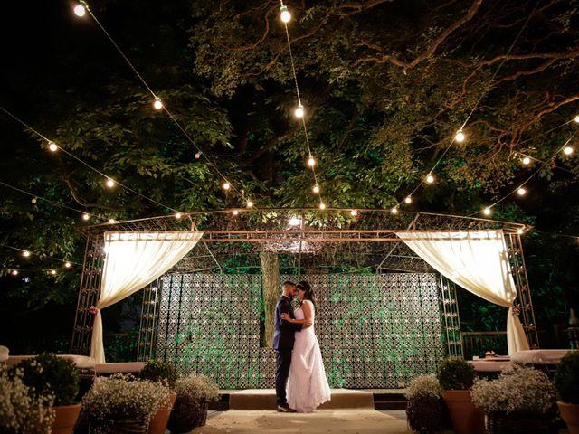 O casamento de Juliana Formagio e Thiago