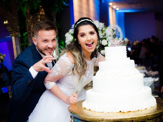 O casamento de Babis e Ale