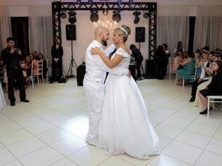 O casamento de Karol e Vitor