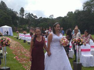 O casamento de Graziela e Rodrigo