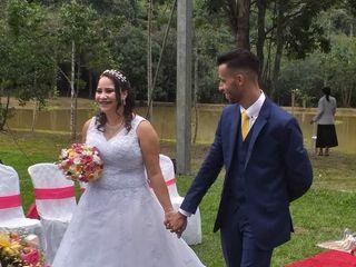 O casamento de Graziela e Rodrigo 2