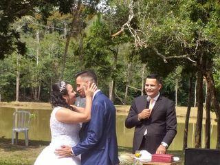 O casamento de Graziela e Rodrigo 3
