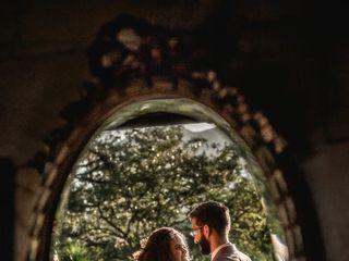O casamento de Mateus e Ingrid Hescarlat 1