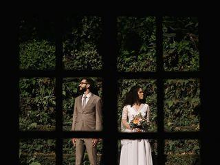 O casamento de Mateus e Ingrid Hescarlat 2