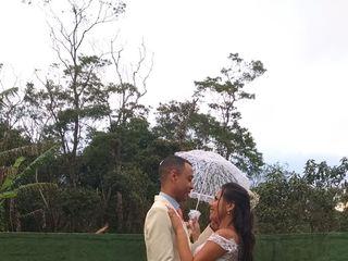 O casamento de Nathália  e Cesar  3