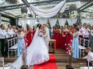 O casamento de Nathália  e Cesar