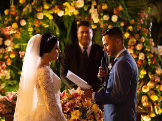 O casamento de Jaqueline e Vinicius 2