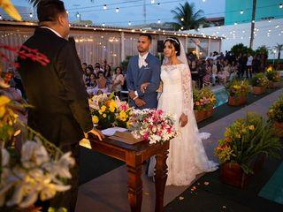 O casamento de Jaqueline e Vinicius 3