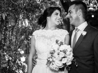 O casamento de Kátia e Luis