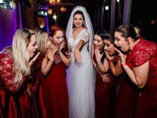 O casamento de Larissa e Leandro 1