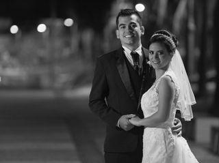 O casamento de Helenice e Gustavo