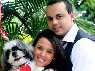 O casamento de Marcia e Rafael 1