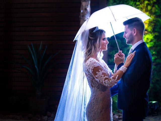 O casamento de Francis e Ethiene