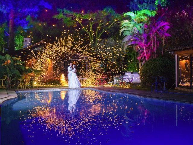 O casamento de Janaina e Andre