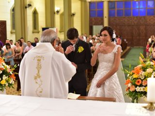 O casamento de Lilibeth e Murilo