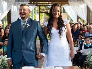 O casamento de Suelen e José