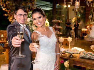 O casamento de Diego e Clarissa 3