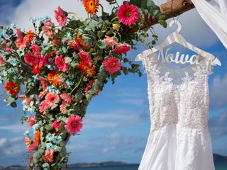 O casamento de Julia e Eslander 1