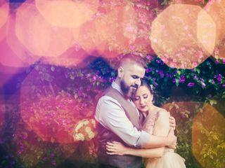 O casamento de Karen e Rafael