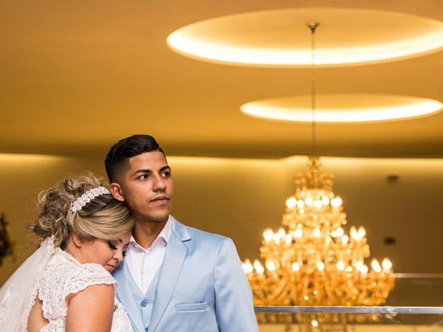 O casamento de David e Mayara em São Paulo, São Paulo 1