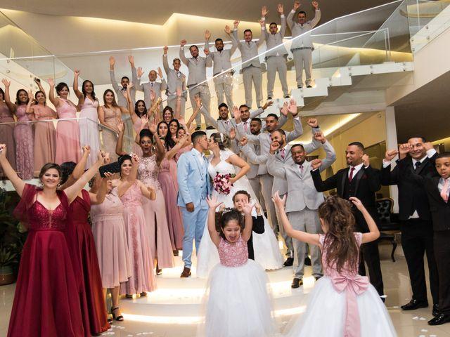 O casamento de David e Mayara em São Paulo, São Paulo 24
