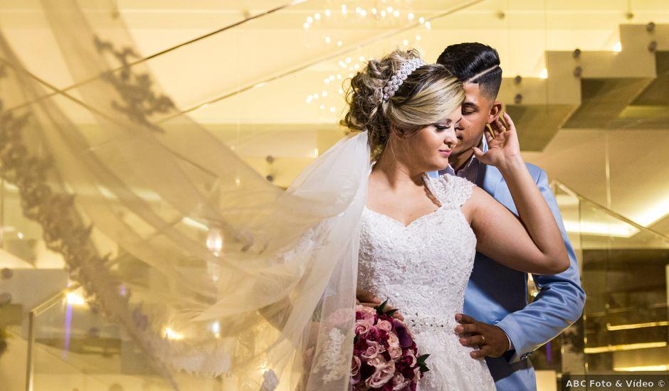 O casamento de David e Mayara em São Paulo, São Paulo