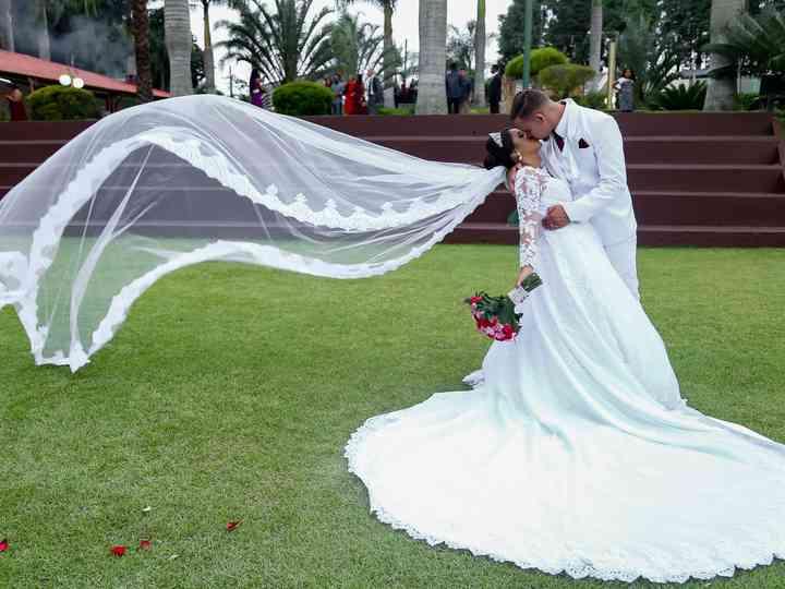 O casamento de Alicia e Miquéias