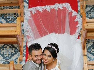 O casamento de Bruna e Adilson  1