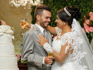 O casamento de Bruna e Adilson  3