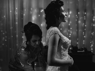 O casamento de Larissa e Jean 2