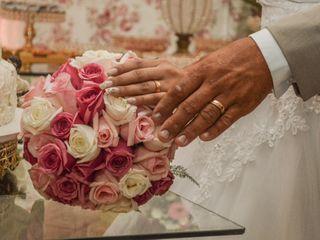 O casamento de Aline e Andre