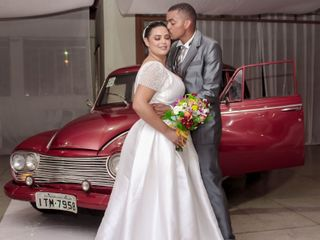 O casamento de Akylla e Izaias