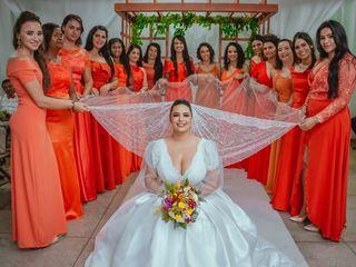 O casamento de Akylla e Izaias 2