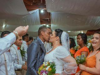 O casamento de Akylla e Izaias 3
