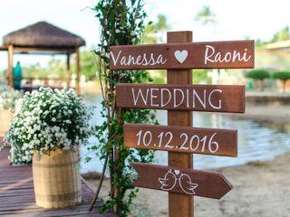 O casamento de Vanessa e Raoni 1