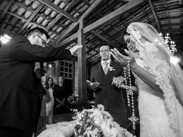 O casamento de Mariane e Gilmar